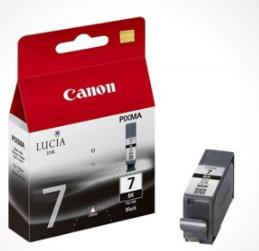 Canon PGI-7BK 25ml sort blækpatron Original