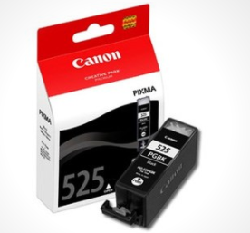 Canon PGI-525PGBK (4529B001) 19ml sort blækpatron Original