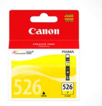 Canon PGI-526Y (4543B001) 9ml gul blækpatron Original