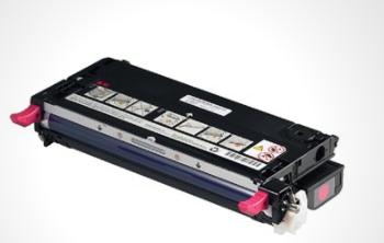 Image of   Dell RF013 M (593-10172) Lasertoner,magenta. Original, 8000 sider