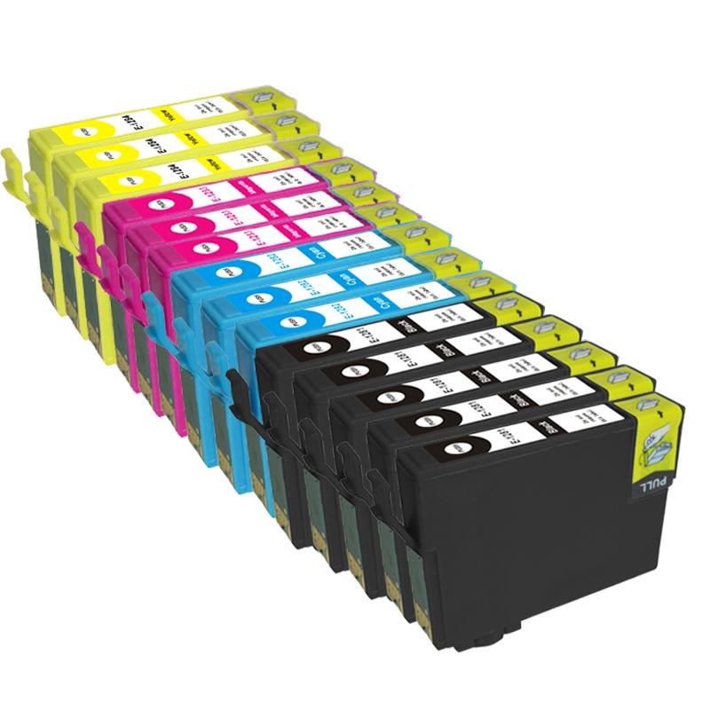 Epson T1281 /T1282 /T1283 /T1284, Sampak 14 stk (192 ml)