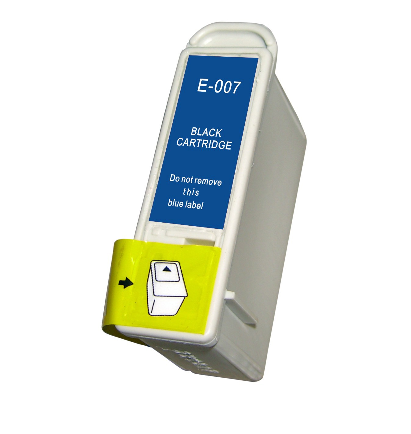 Image of   Epson T007 BK Sort kompatibel blækpatron (17,2 ml)