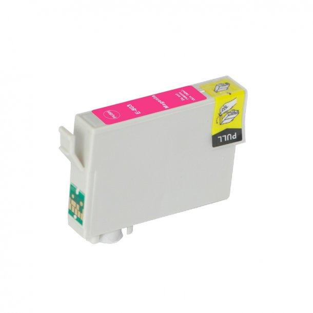 Epson T0803 M Magenta blækpatron (13,5 ml)