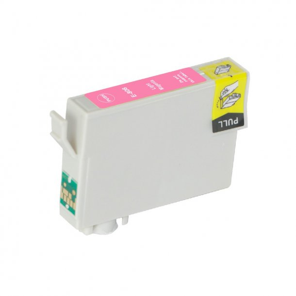 Epson T0806 LM lys Magenta blækpatron (13,5 ml)