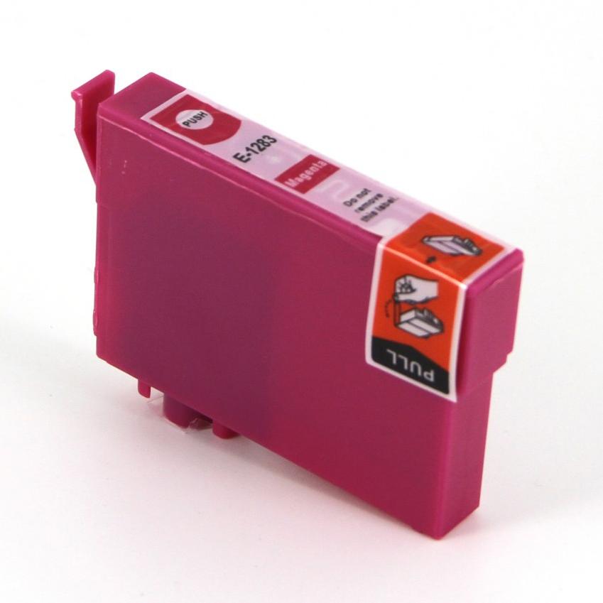 Epson T1283 M Magenta kompatibel blækpatron (13 ml)