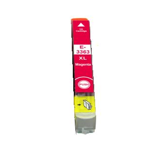 Image of   Epson 33XL T3363 M Magenta kompatibel blækpatron (13 ml)
