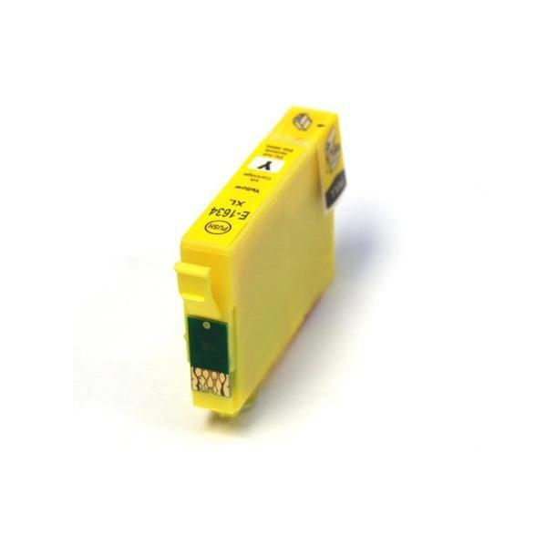 Epson T1634 Y, gul blækpatron (15 ml)