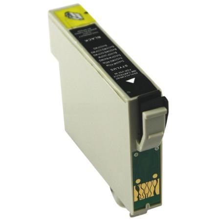 Image of   Epson 18XL (T1811), Sort kompatibel blækpatron, 18,2 ml