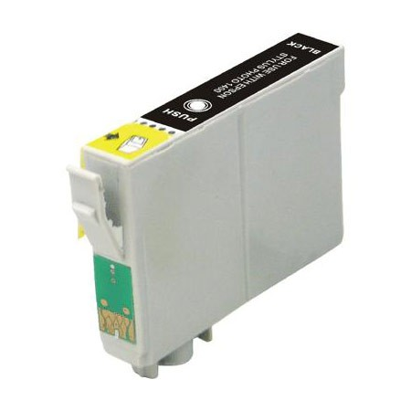 Image of   Epson T0441 BK Sort kompatibel blækpatron (18,2 ml)