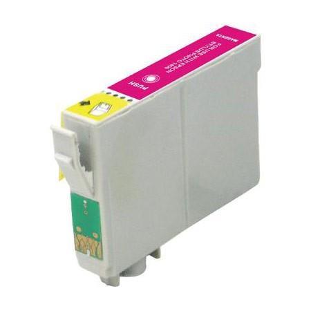 Image of   Epson T0443 M Magenta kompatibel blækpatron (18,2 ml)