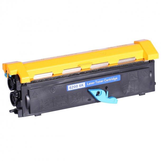 Epson EPL 6200 6K (C13S050166) Lasertoner, Sort, 6000 sider