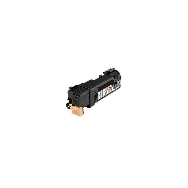 Epson C2900 BK Lasertoner, sort. Kompatibel, 3000 sider