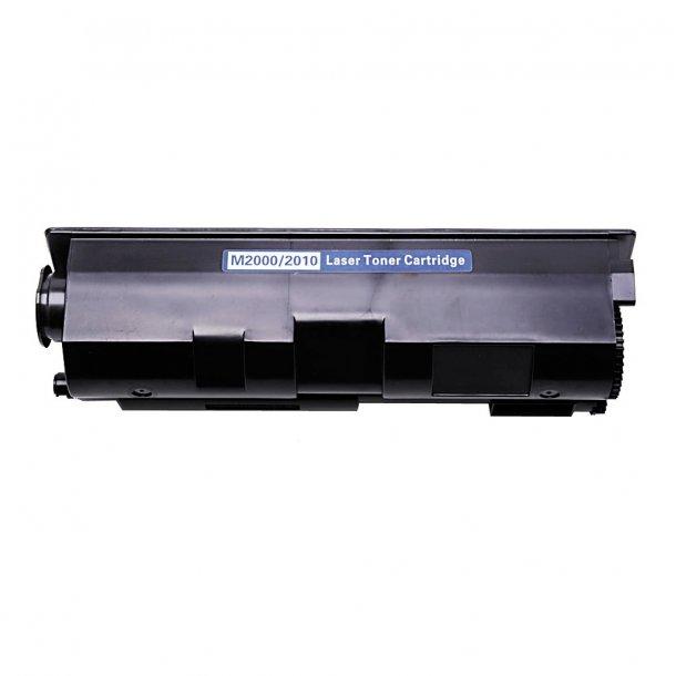 Epson AcuLaser M2000/2010 Lasertoner, Sort,