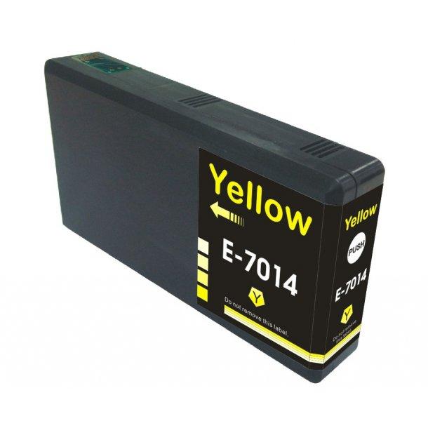 Epson T7014 Y blækpatron Gul 36 ml