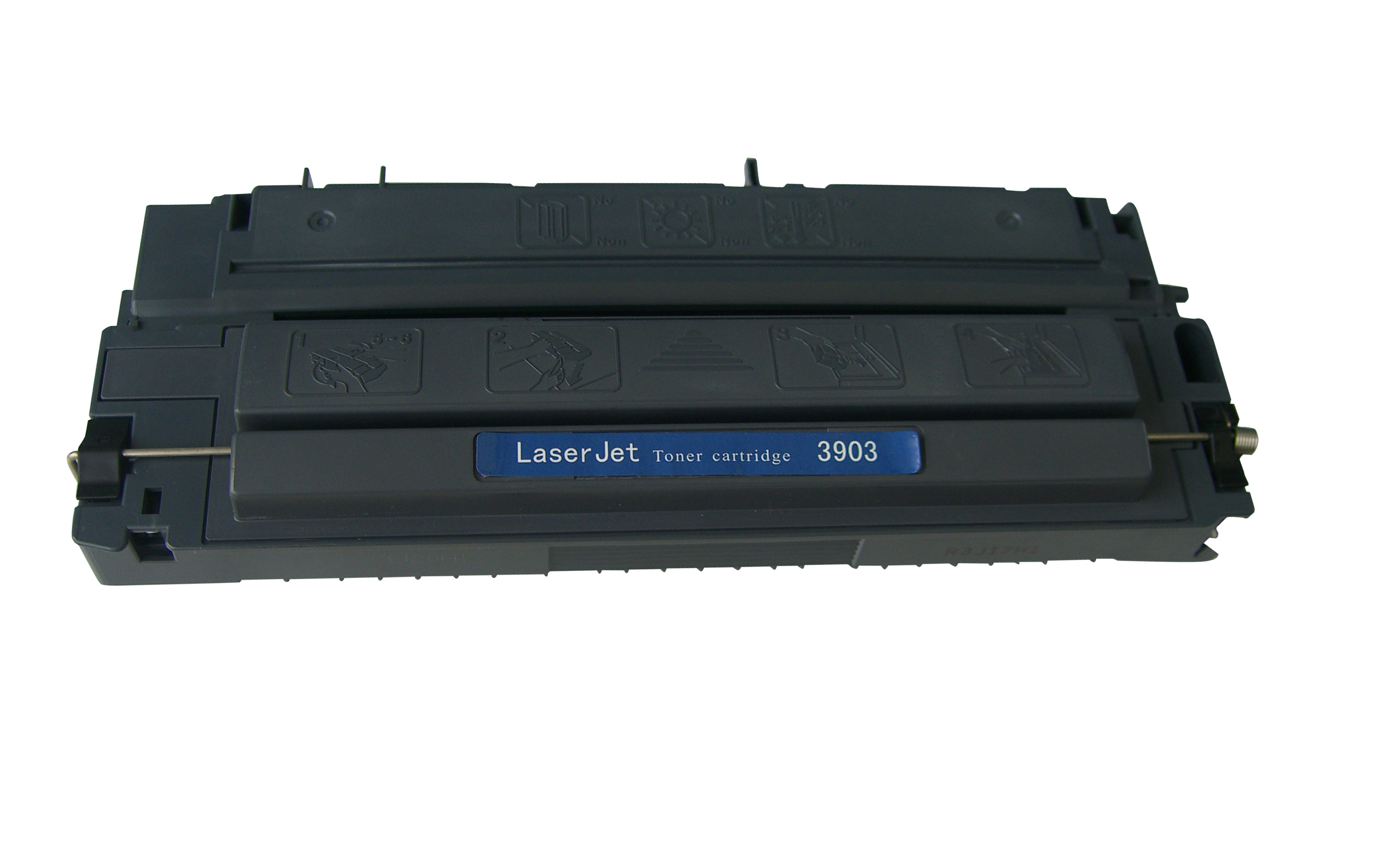 Image of   HP C3903A (03A) Lasertoner, Sort, Kompatibel 4000 sider