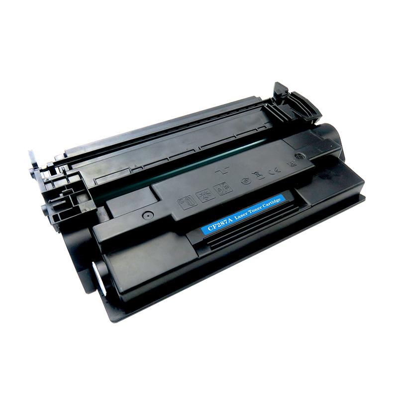 HP CF287A BK (HP 87A) Lasertoner, sort, Kompatibel, 9000 sider