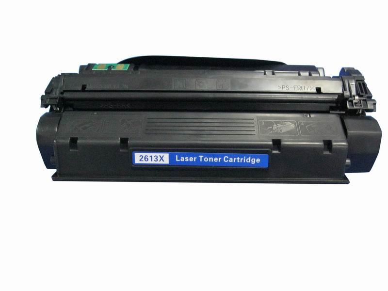 HP Q2613X (13X) Lasertoner sort kompatibel (4000 sider)