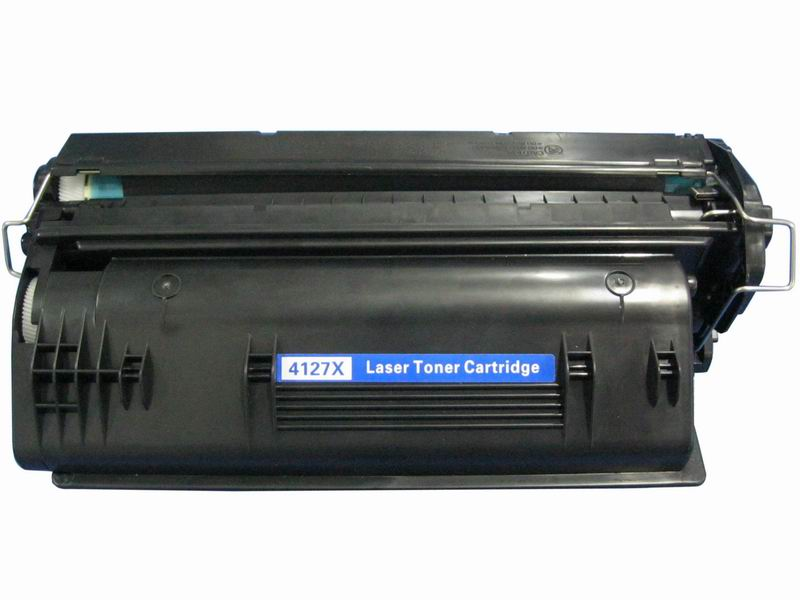 Image of   HP C4127X (HP 27A XL) Lasertoner sort, kompatibel (10000 sider)