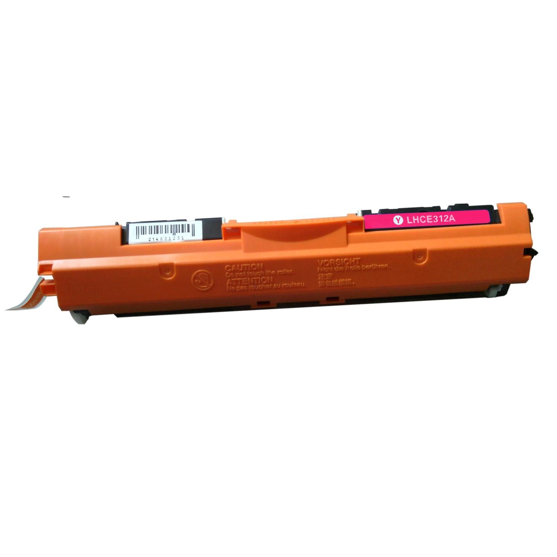 HP 126A ( CE313A) Lasertoner, Magenta, Kompatibel (1000 sider)