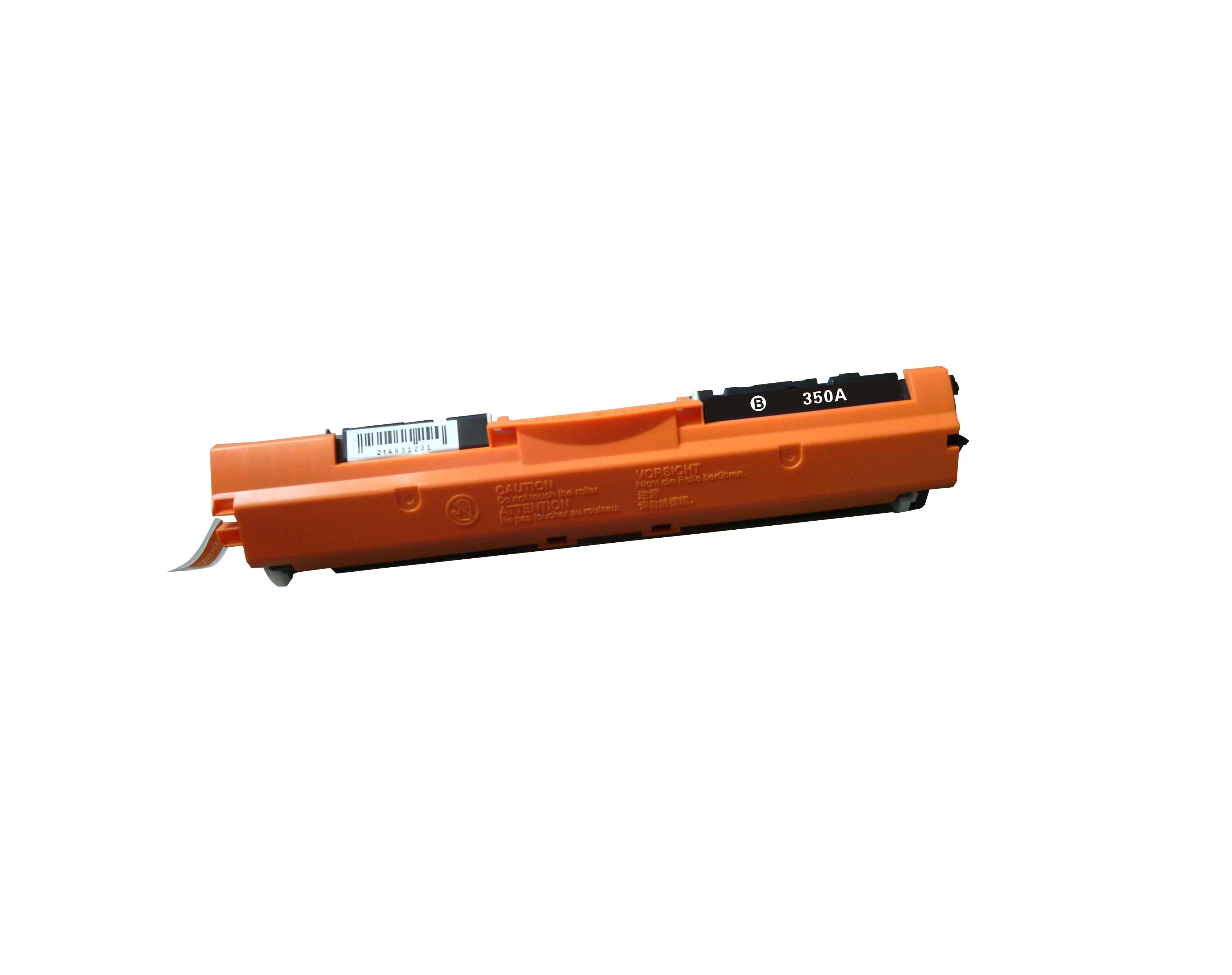 Image of   HP 350A (CF350A) BK Lasertoner Sort, kompatibel (1300 sider)