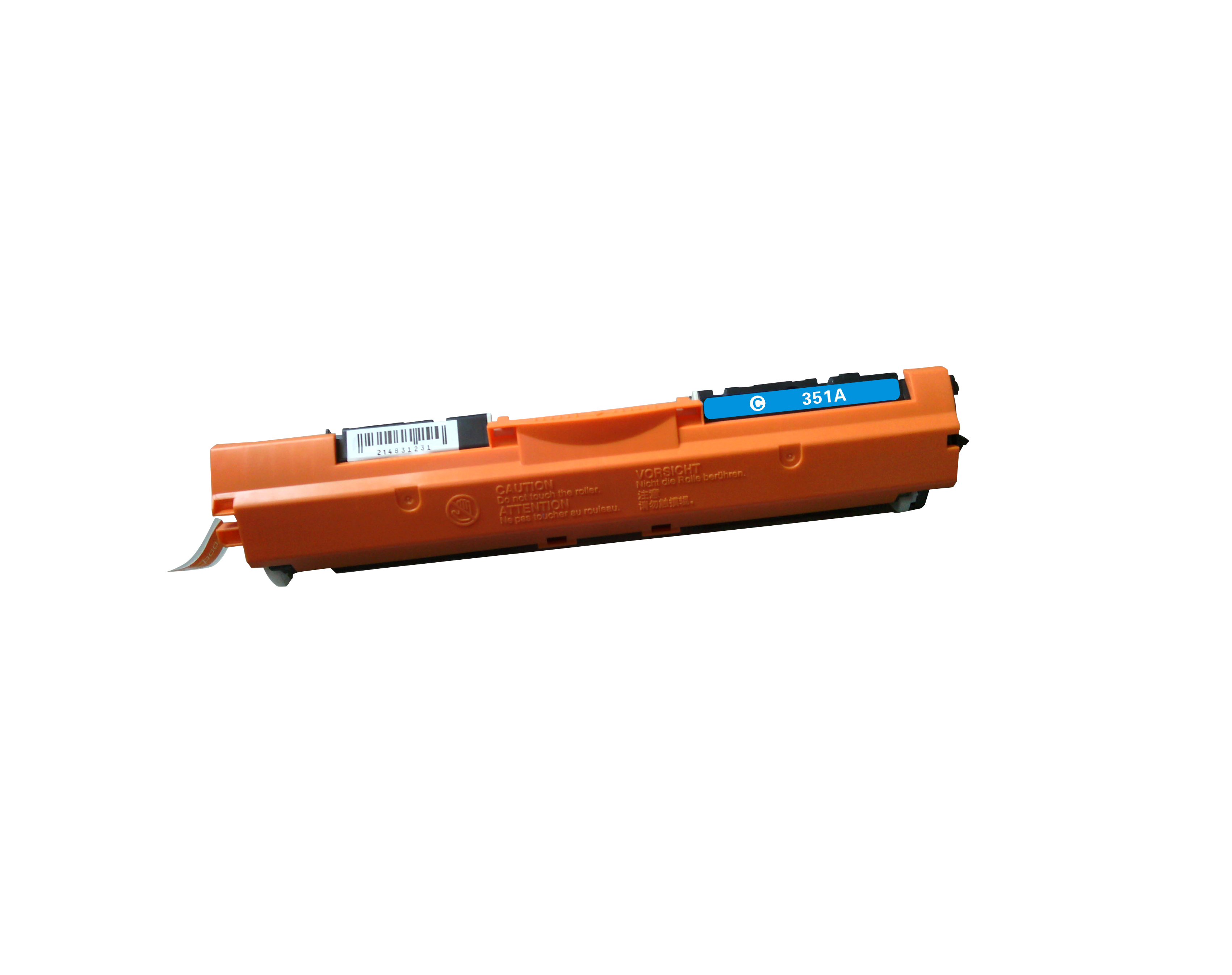 Image of   HP 351A (CF351A) C Lasertoner cyan, kompatibel (1000 sider)