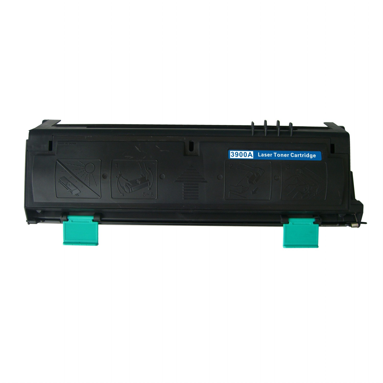 Image of   HP 3900A (C3900A) Lasertoner, sort, kompatibel (8100 sider)