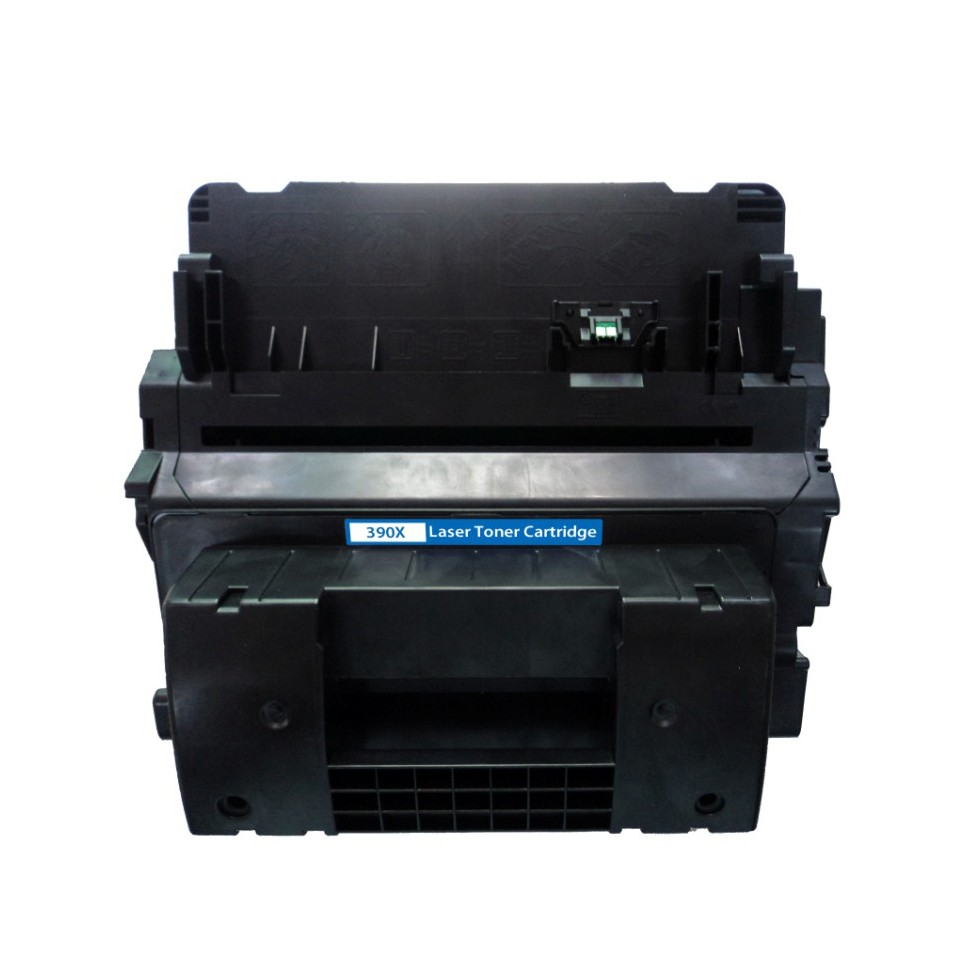 Image of   HP CE390X (90X), Lasertoner, sort.Kompatibel,24000 sider