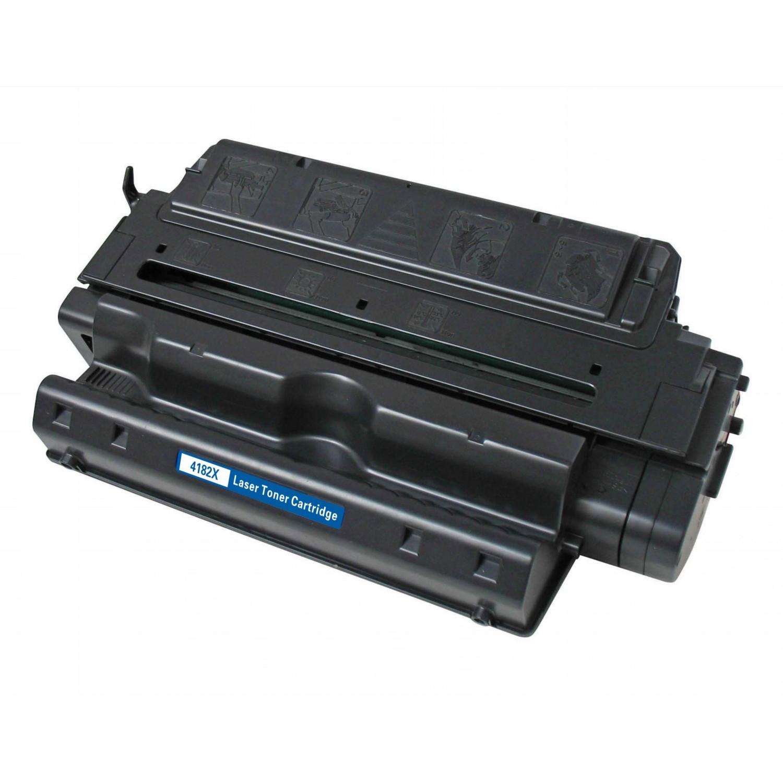 Image of   HP C4182X / HP 82 X Lasertoner, sort, kompatibel (20000 sider)