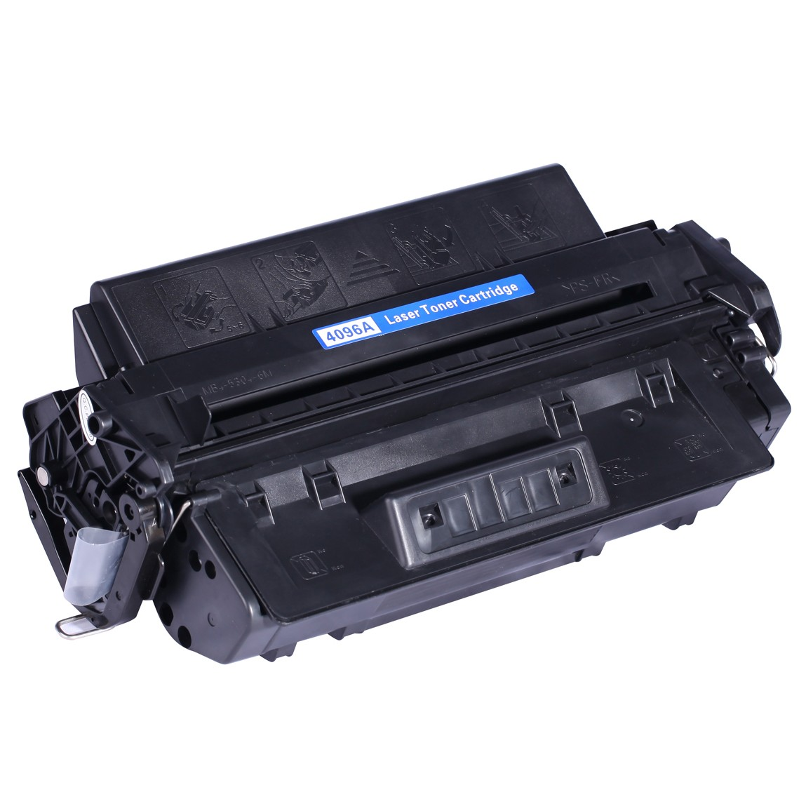 Image of   HP 96A (C4096A) Lasertoner, sort, kompatibel (5000 sider)
