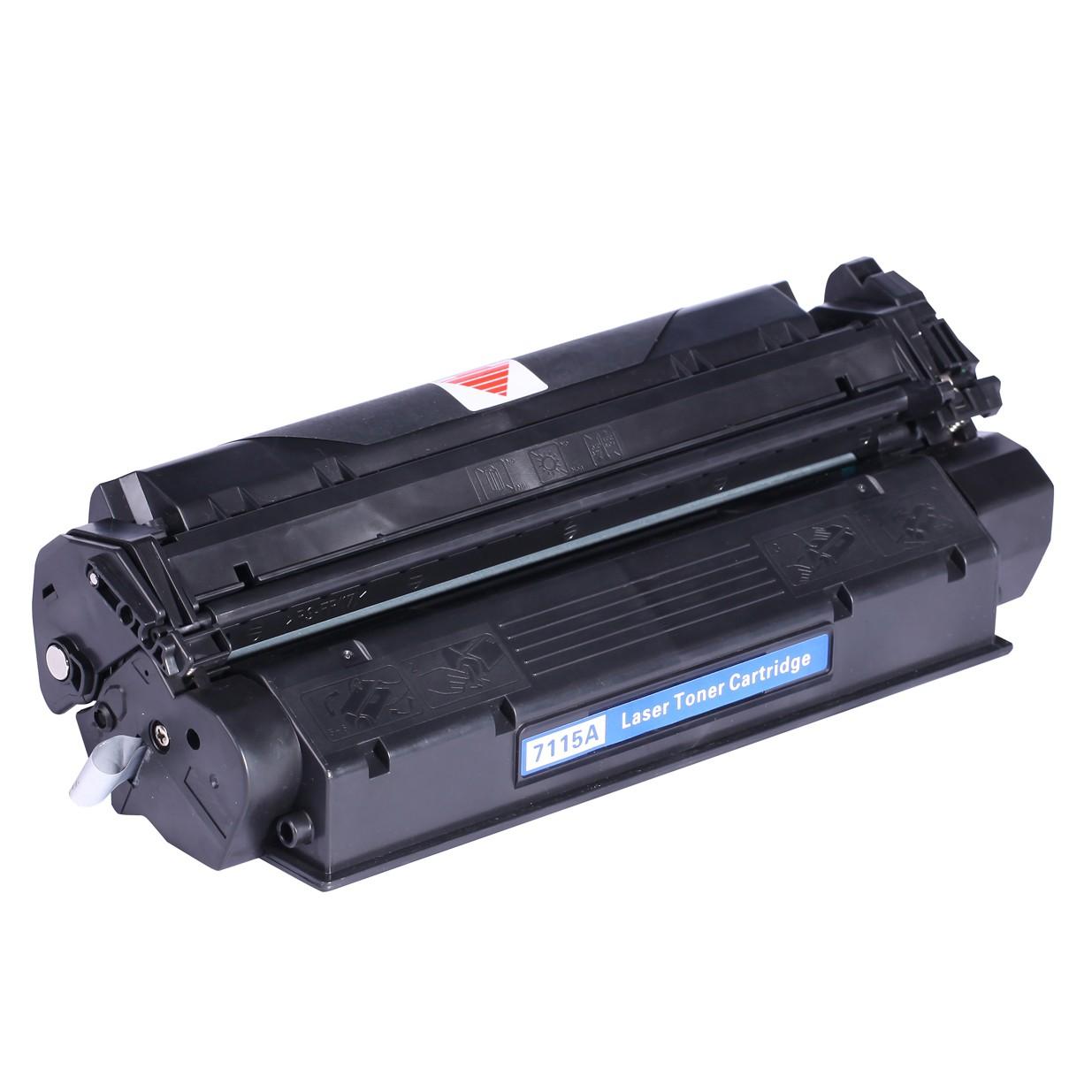 HP C7115A (15A) Lasertoner, sort, kompatibel (2500 sider)