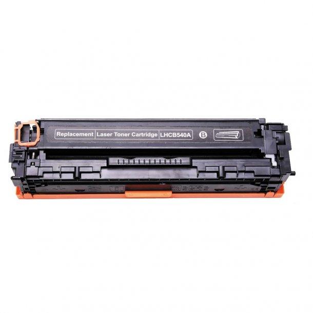 HP 125A (CB540) Lasertoner sort, (2200 sider)