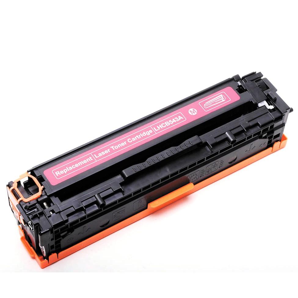Image of   HP 125A (CB543) Lasertoner Magenta, kompatibel (1400 sider)