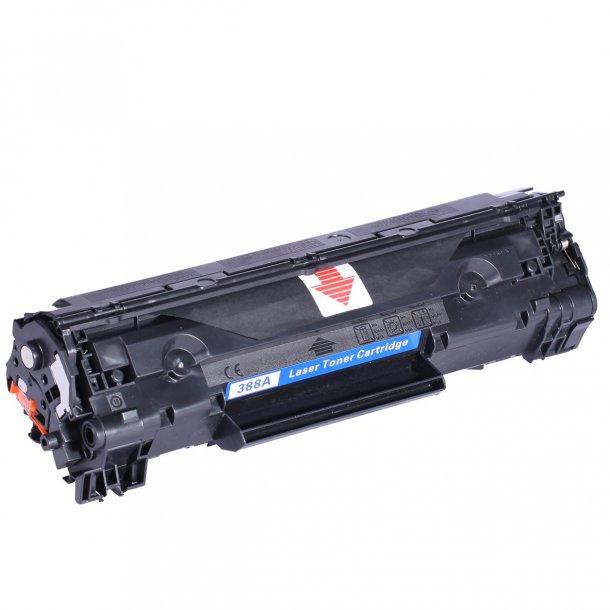 HP CC388A (HP 88 A) Lasertoner, sort, (1500 sider)