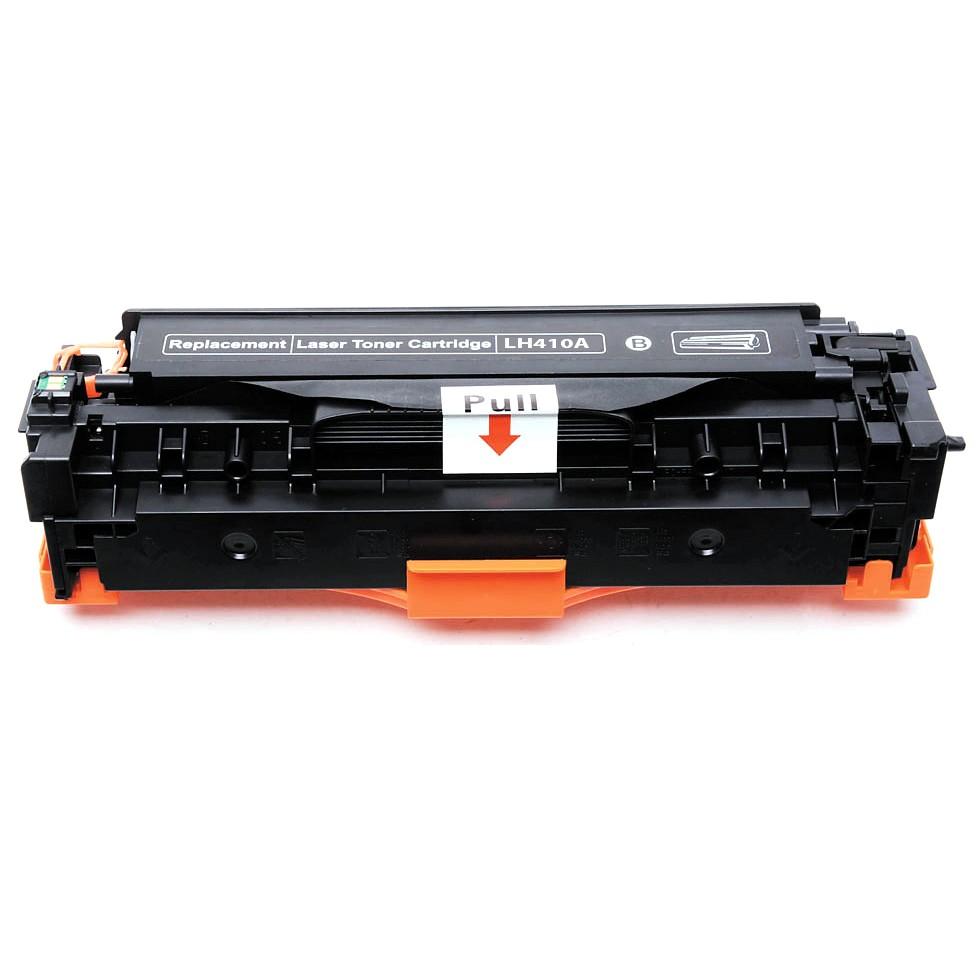 HP CE410X BK (HP 305X) Lasertoner,sort, Kompatibel, 4000 sider