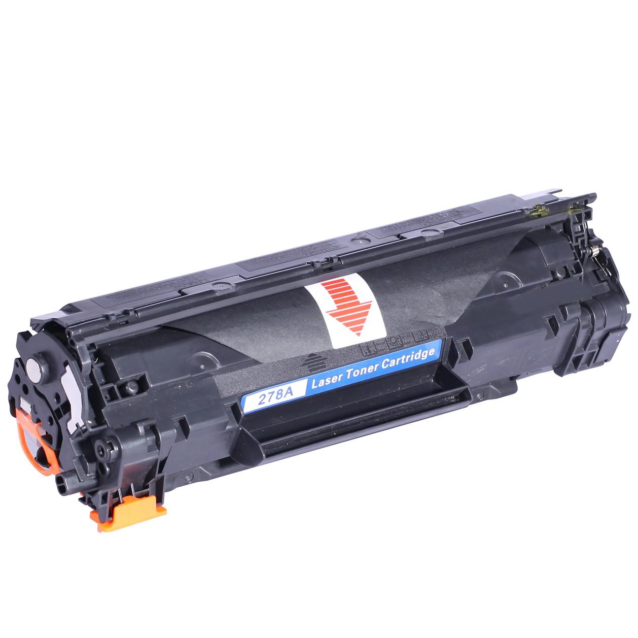 Image of   HP CE278A (HP 78A) Lasertoner sort, kompatibel (2100 sider)