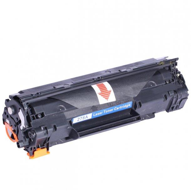 HP CE278A (HP 78A) Lasertoner sort, (2100 sider)