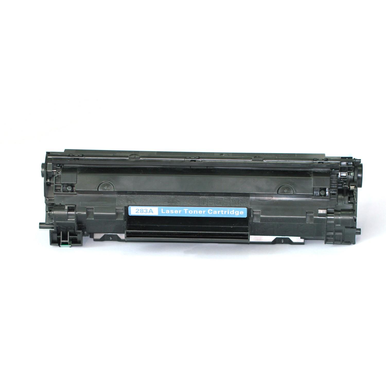Image of   HP 283A (CF283A) BK Lasertoner Sort, kompatibel (1500 sider)