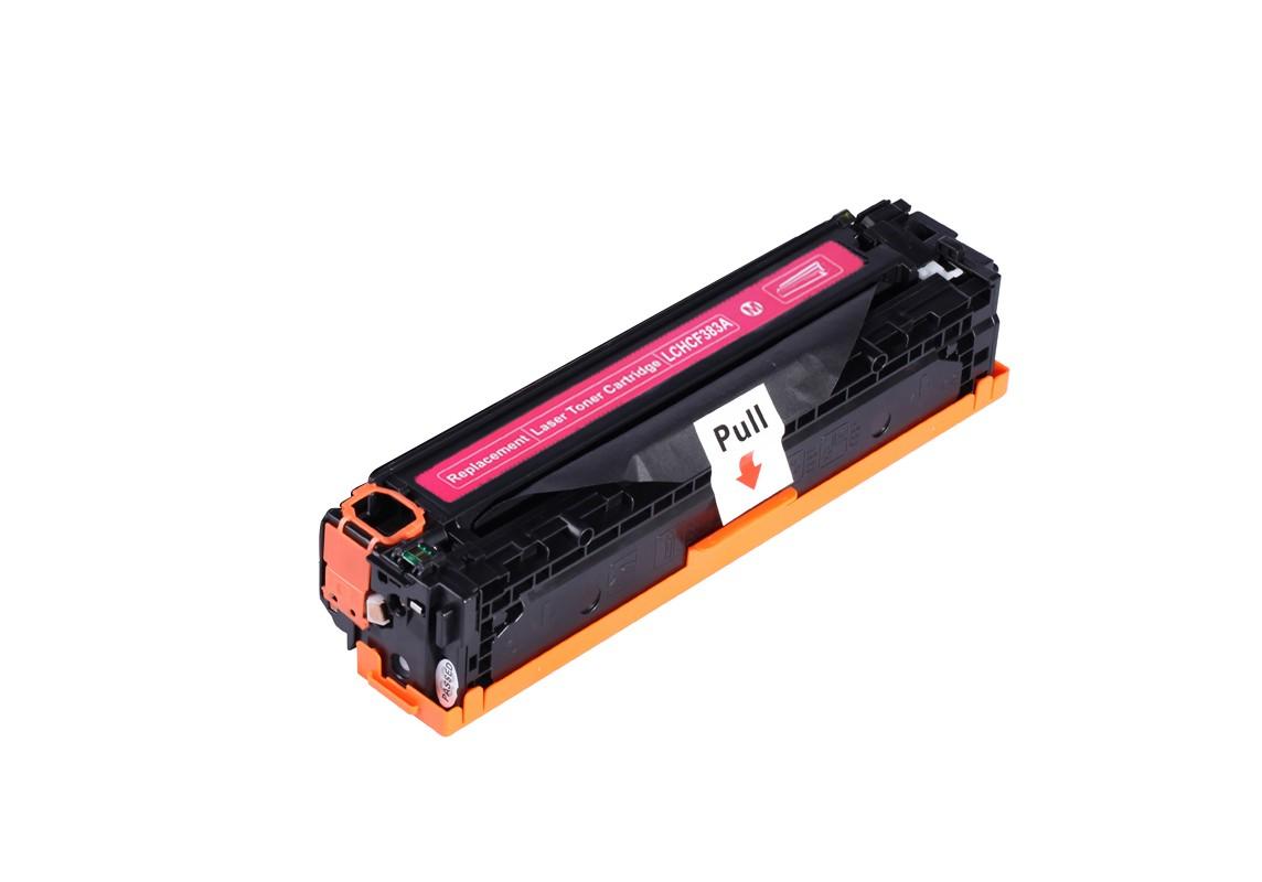 Image of   HP 383A (CF383A) M Lasertoner magenta, kompatibel (2700 sider)