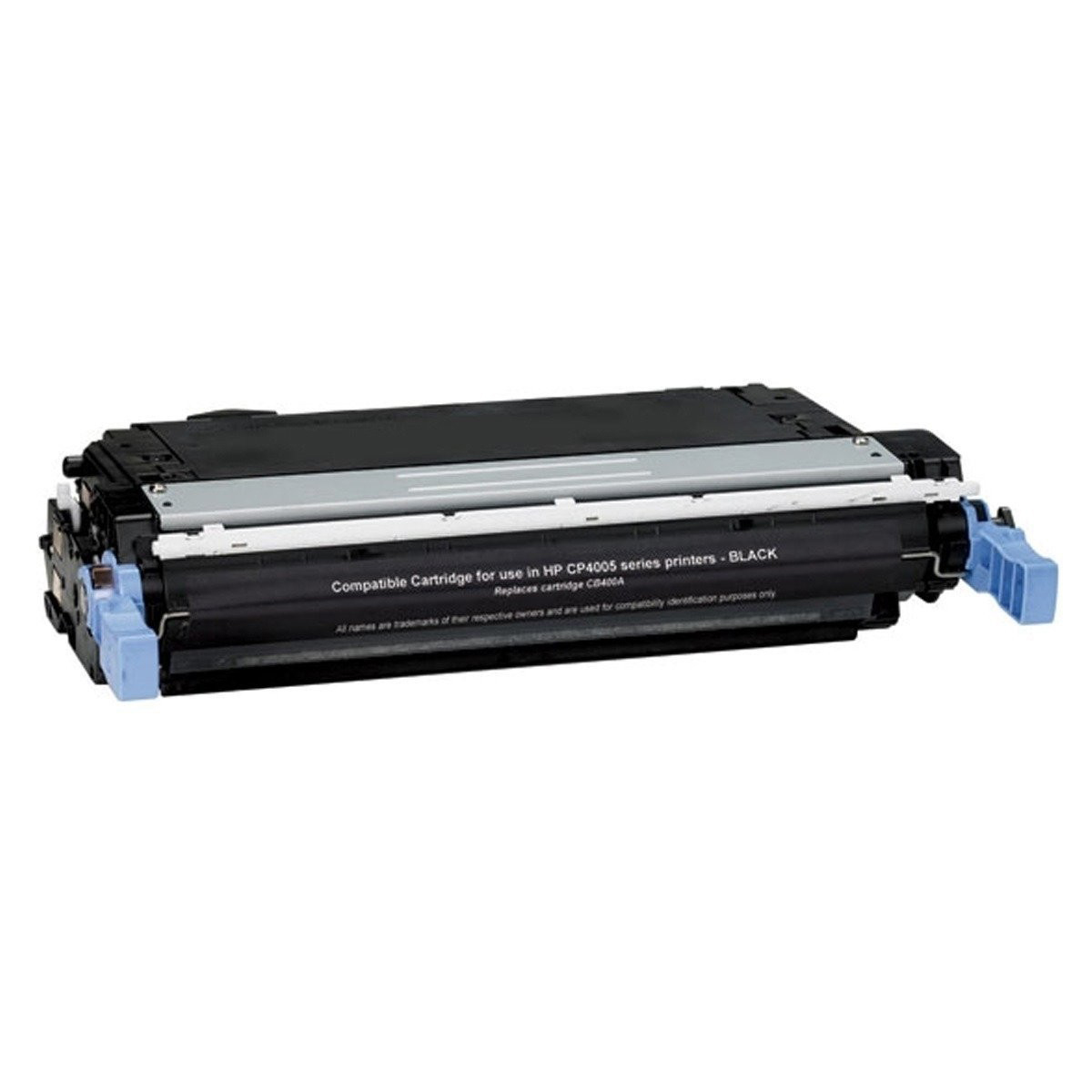 Image of   HP CB400A BK (HP 642A) Lasertoner,sort.Kompatibel,7500 sider