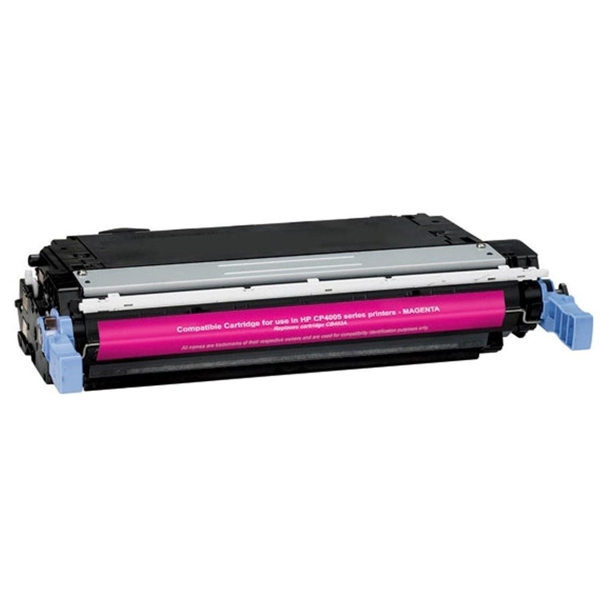 Image of   HP CB403A M (HP 642A) Lasertoner,Magenta.Kompatibel,7500 sider