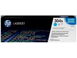 HP CC531A C Cyan Lasertoner, Original