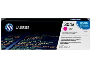 Image of   HP CC533A M Magenta Lasertoner, Original