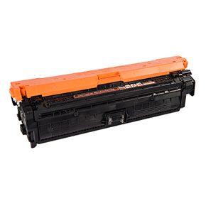 Image of   HP CE270A BK (HP 650A) Lasertoner, Sort, Kompatibel, 13500 sider