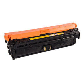 Image of   HP CE272A Y (HP 650A) Lasertoner, Gul, kompatibel, 15000 sider