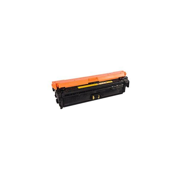 HP CE272A Y (HP 650A) Lasertoner, Gul, 15000 sider