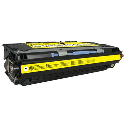 Kompatibel HP Q2682A Y HP 311A Lasertoner, Gul, , 6000 sidor