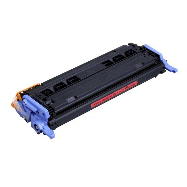 HP 124A (Q6003A) Lasertoner Magenta, (2000 sider)