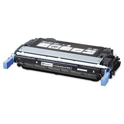 Kompatibel HP Q6460A BK HP 644A Lasertoner, Svart, , 12000 sidor