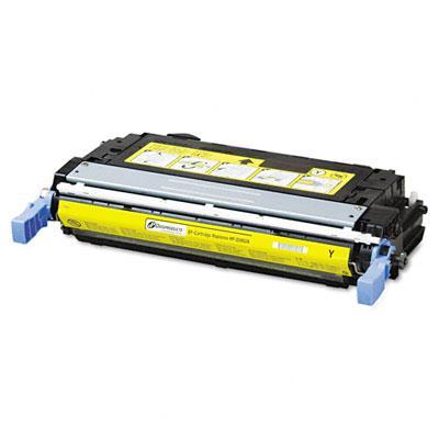 Kompatibel HP Q6462A Y HP 644A Lasertoner, Gul, , 12000 sidor
