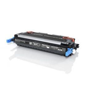 HP Q6470A BK (HP 501A) Lasertoner, sort, Kompatibel, 6000 sider